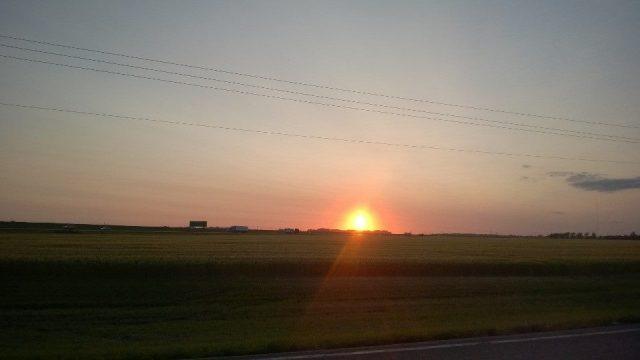 ND sunset