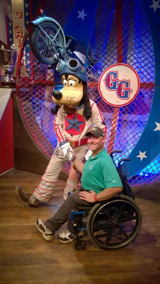 Me and Goofy