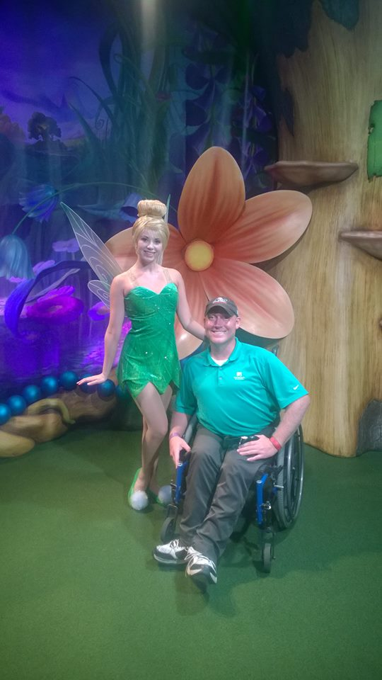 Me and Tinker Bell