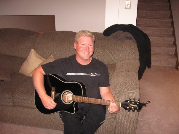 Me Playing Guitar