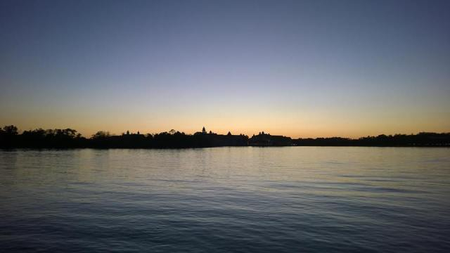 Seven Seas Lagoon Sunset