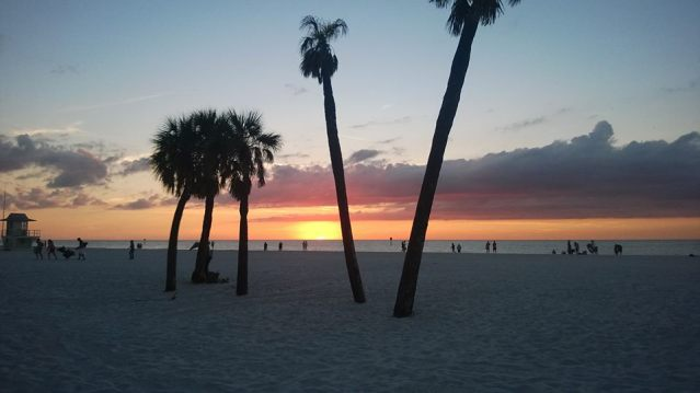 Clearwater Sunset 2